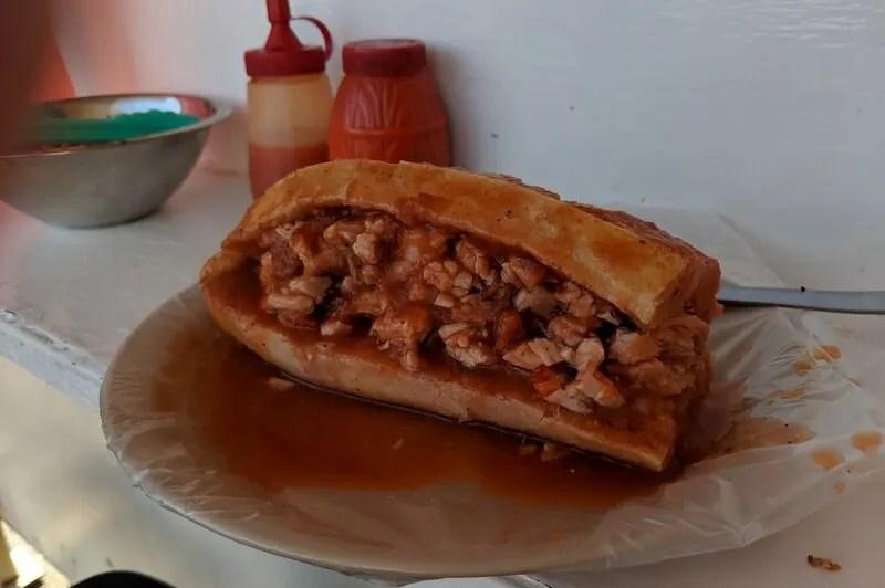 Best streetfood in Guadalajara El Profe Jimenez