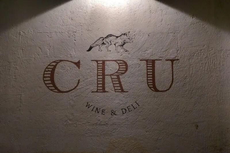 Cru Wine Bar Guadalajara