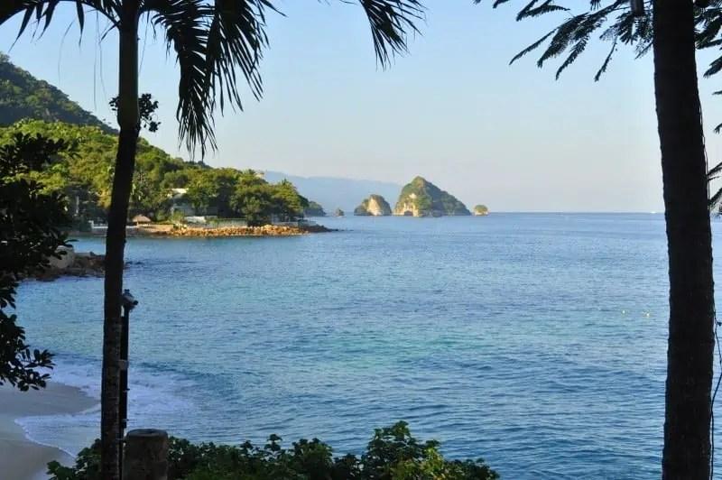 Los Arcos de Mismaloya and Playas Gemelas Puerto Vallarta Beaches