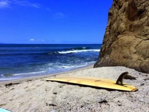 The best surf in Puerto Vallarta