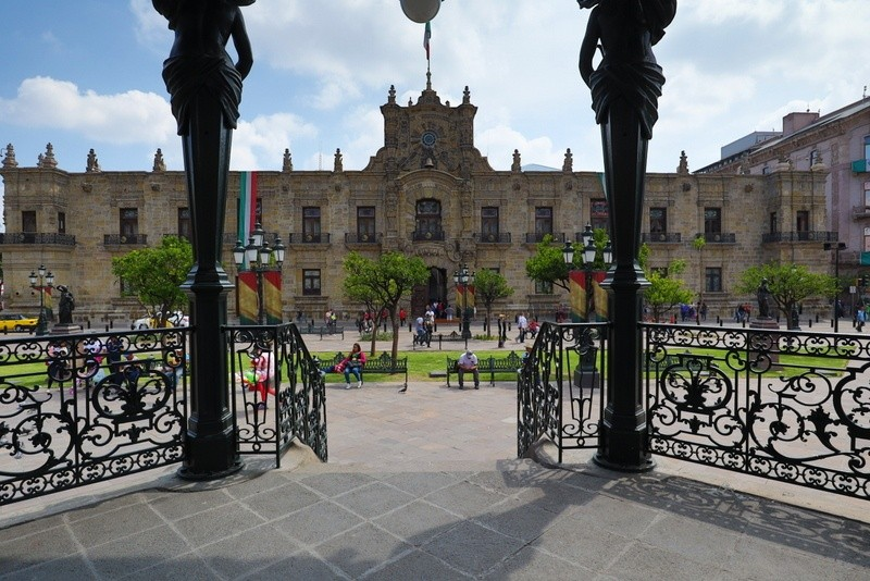 Downtown Guadalajara is a fun and safe tourist activity.