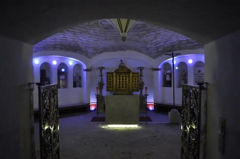 Guadalajara Metropolitan Cathedral crypt