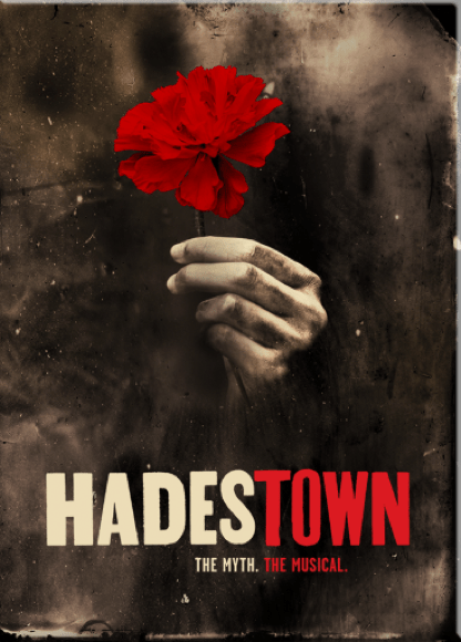 Image result for hadestown poster