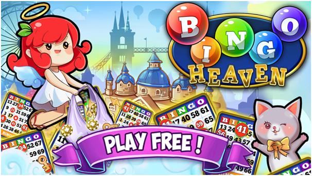 Bingo Heaven App