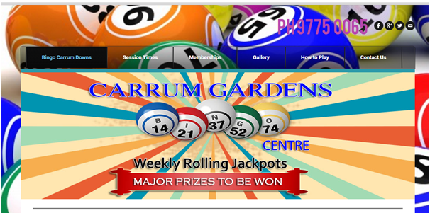 Carrum Gardens Bingo Center