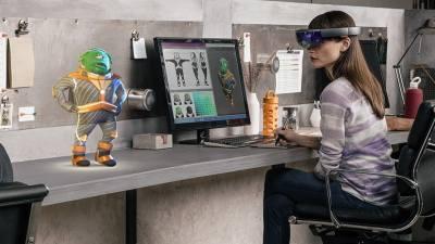 Microsoft HoloLens kommt nach Europa