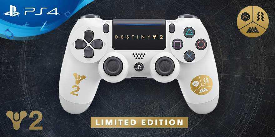 Destiny 2 - Sony kündigt PS4 Bundle und Limited Edition Controller an