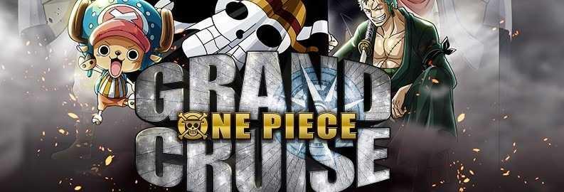 One Piece: Grand Cruise - Bandai Namco bringt ersten Trailer