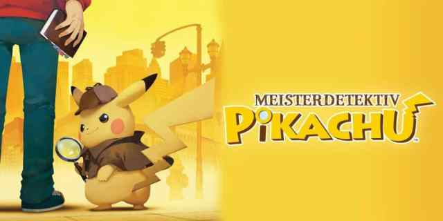 Pokémon: Meisterdetektiv Pikachu – Der erste Trailer