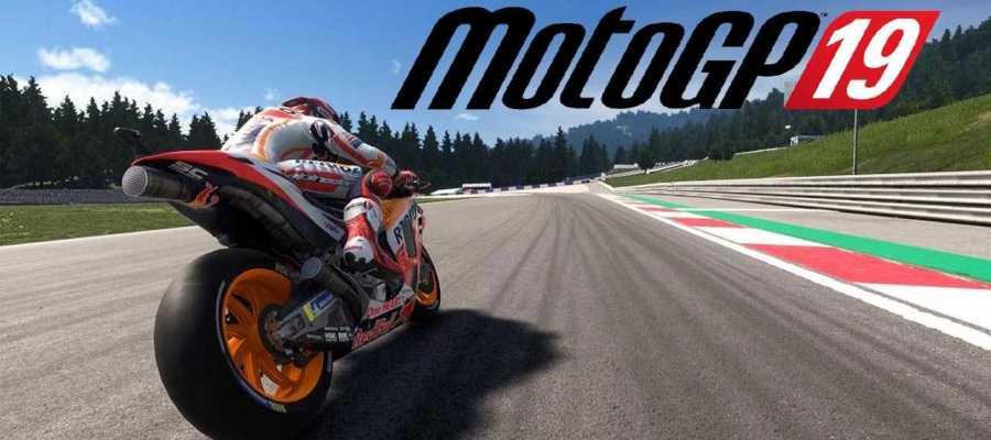 MotoGP 19 Logo