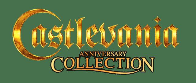 castlevania anniversary collection logo