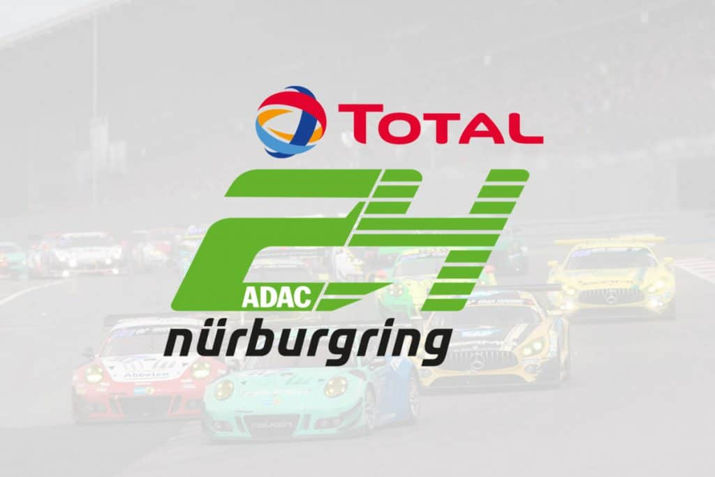 TOTAL 24H Nürburgring 2019