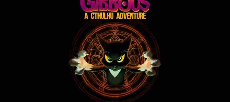 Gibbous A Cthulhu Adventure Logo