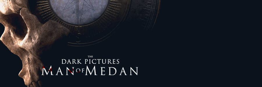 The Dark Pictures Man of Medan logo