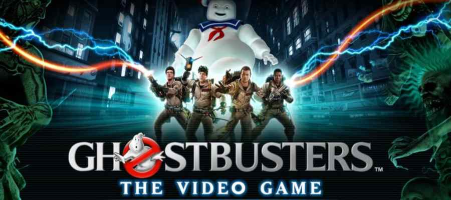 Ghostbusters The Videogame Remastered Logo