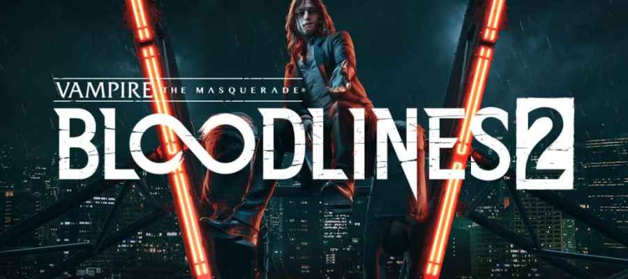 Vampire The Masquerade Bloodlines 2 logo