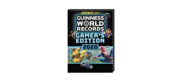 Guinness World Records 2020 – Gamer's Edition: Von absurd bis fantastisch: Das sind die Weltrekorde der Gamer