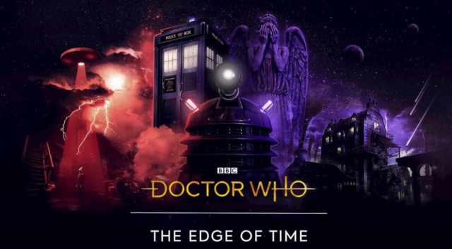Doctor Who – The Edge of Time – Launch Trailer veröffentlicht