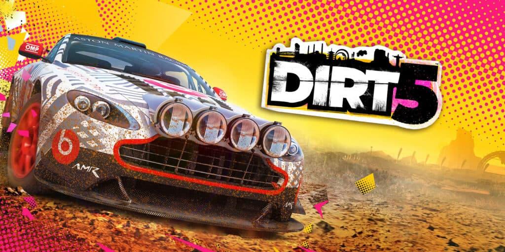 Dirt 5 Logo scaled