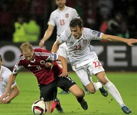 Euro 2016 Albania vs Switzerland