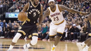 Cavaliers vs Raptors Game 2 Eastern Conference Final