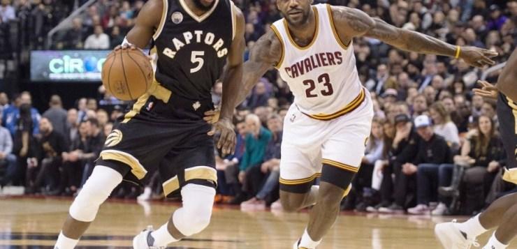 Cavaliers vs Raptors Game 2 Eastern Conference Final