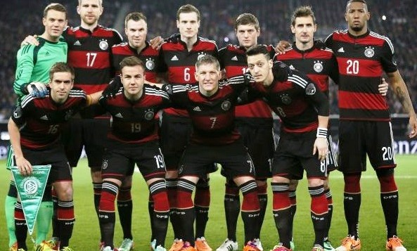 Germany vs Chile Group B Match FIFA Confederations Cup 2017