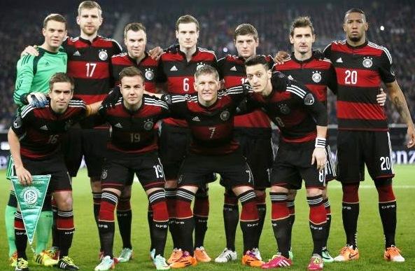 Germany UEFA Euro 2016 Matches