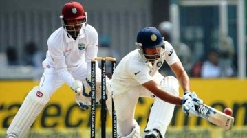A Strong Indian team to face a young West Indies side today
