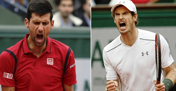 Novak Djokovic beats Andy Murray to win French Open title 2016