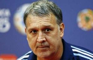 Gerardo Martino Argentina Football Coach Resigns