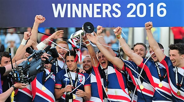 Great Britain names a strong Squad for the Rugby games at the Olympics