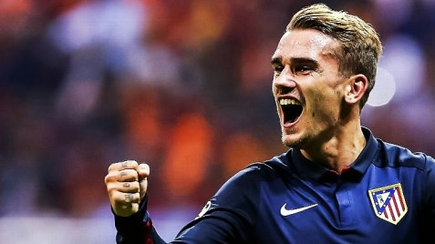 Griezmann the next big thing in the French football