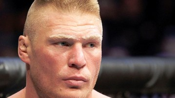 Lesnar's recent drug test changed the scope of the draft?
