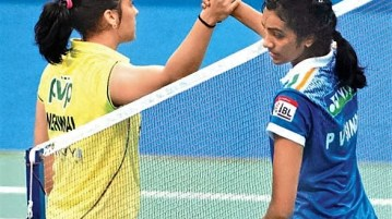 Saina Nehwal and P V Sindhu Rio 2016 News