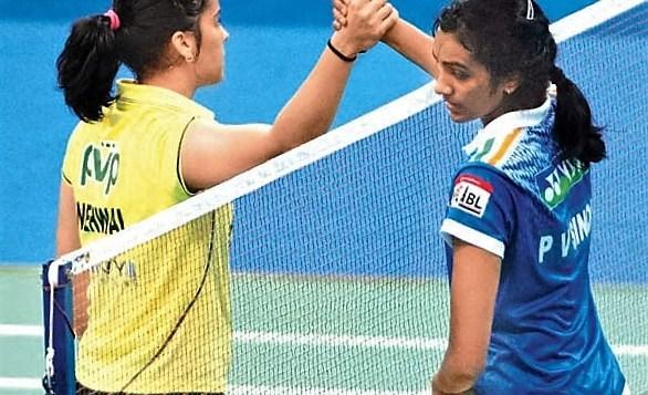 Saina Nehwal and P V Sindhu Rio 2016 News