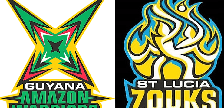 St. Lucia Zouks vs Guyana Amazon Warriors CPL 2016 Match