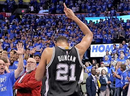 Retirement Announced by Tim Duncan After 19 year of his career