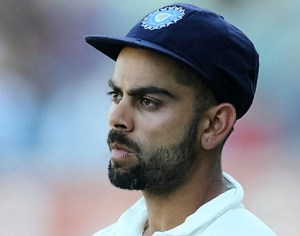 Virat Kohli First Indian Captain to Score Double century