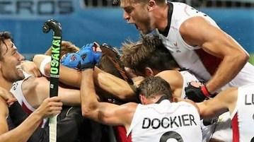 Argentina vs Belgium Hockey Final 2016 Rio Match