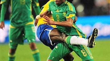 Brazil vs South Africa Football Match 2016 Rio Olympics