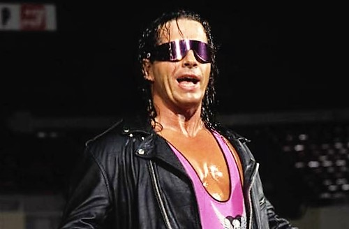 Bret Hart issues a strong message to Seth Rollins