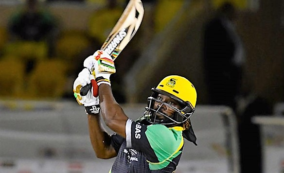 Jamaica Tallawahs vs Trinbago Knight Riders