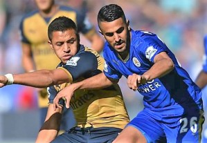 Leicester City vs Arsenal 20 August 2016 EPL Match