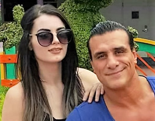Real life couple Alberto Del Rio and Paige suspended for policy violations