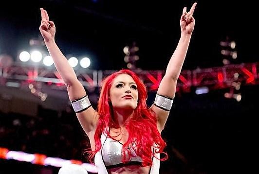 WWE suspends Eva Marie for 30 days