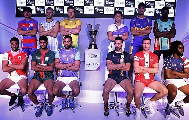 2016 Kabaddi World Cup Points Table And Standings | Match Results