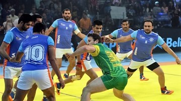 India vs Argentina 2016 Kabaddi World Cup Match