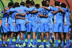 India vs Netherlands Hockey World League 2017 Match