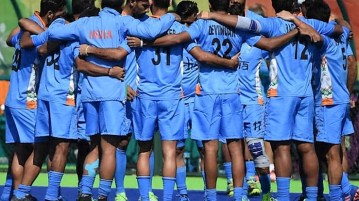 India vs Netherlands Hockey World League 2017 Match